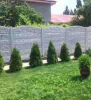 garduri de beton 2m